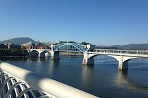 Walnut Street Bridge, Chattanooga, United States