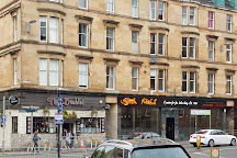 The Stand Comedy Club, Glasgow, United Kingdom