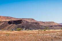 Burnt Mountain, Khorixas, Namibia