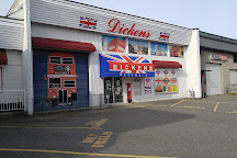 Dickens Sweets and British Museum, Chilliwack, Canada