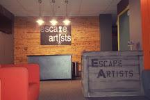 The Escape Artists, Sanford, United States