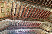 Monasterio de San Antonio El Real, Segovia, Spain