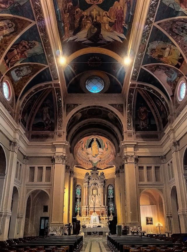 Chiesa Cattolica Parrocchiale (N.S della Salute)