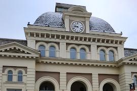 Железнодорожная станция  Paveletsky Rail Terminal