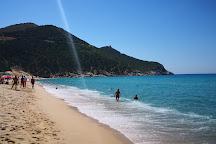 Spiaggia di Solanas, Sinnai, Italy