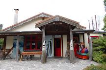 Jester House Cafe and Tame Eels, Motueka, New Zealand