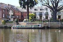 River Avon, Evesham, United Kingdom