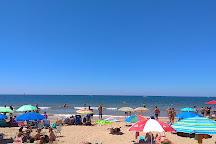 Playa de Punta Umbria, Punta Umbria, Spain