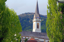 St. Andra (Church of St. Andrew), Lienz, Austria