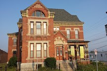 Rotary Jail Museum and Tannenbaum Cultural Center, Crawfordsville, United States