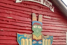 Ten Mile Point Trading Post, Sheguiandah, Canada