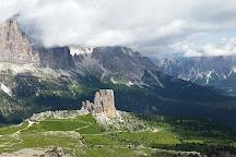 Cinque Torri, Cortina d'Ampezzo, Italy