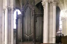 Eglise Saint Jean Baptiste de Belleville, Paris, France