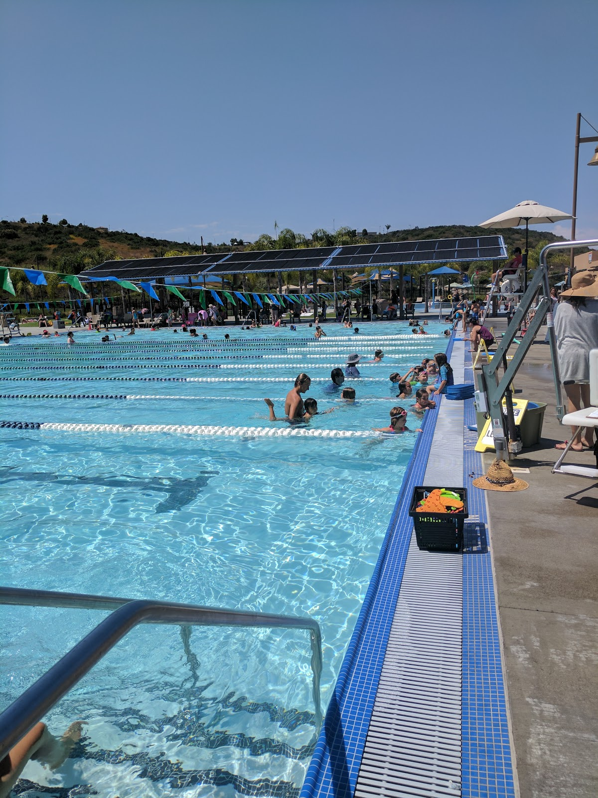 Alga Norte Aquatic Center 6565 Alicante Rd Image