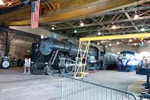 B&O Railroad Museum, Ellicott City, United States