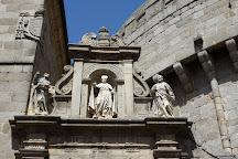 Chapel of San Segundo, Avila, Spain