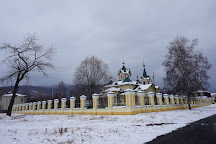 Church of St. Nicholas, Slyudyanka, Russia