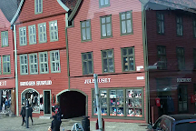 Julehuset - Christmas Shop, Bergen, Norway