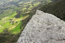 Piedra Colgada, Susa, Colombia
