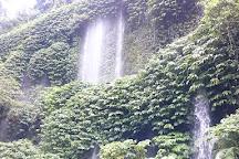 Benang Stokal and Benang Kelambu Waterfall, Praya, Indonesia