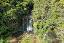 Mokoroa Falls, Waitakere City, New Zealand
