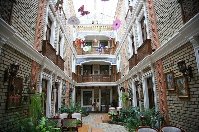 Hotel Grand Samarkand Superior