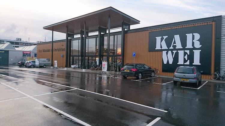 KARWEI bouwmarkt Amsterdam-Spaklerweg Amsterdam