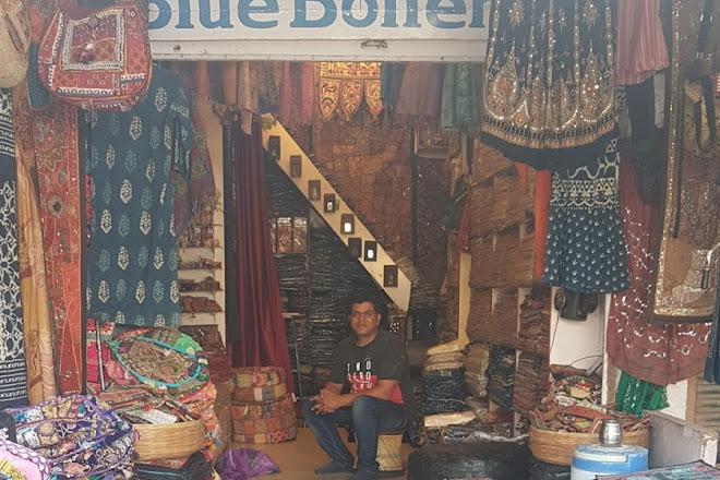 Blue Bohemian, Jodhpur, India