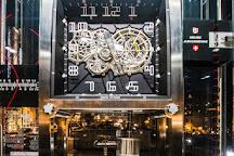Horloge du Jura, Quebec City, Canada