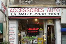 La Malle, Paris, France