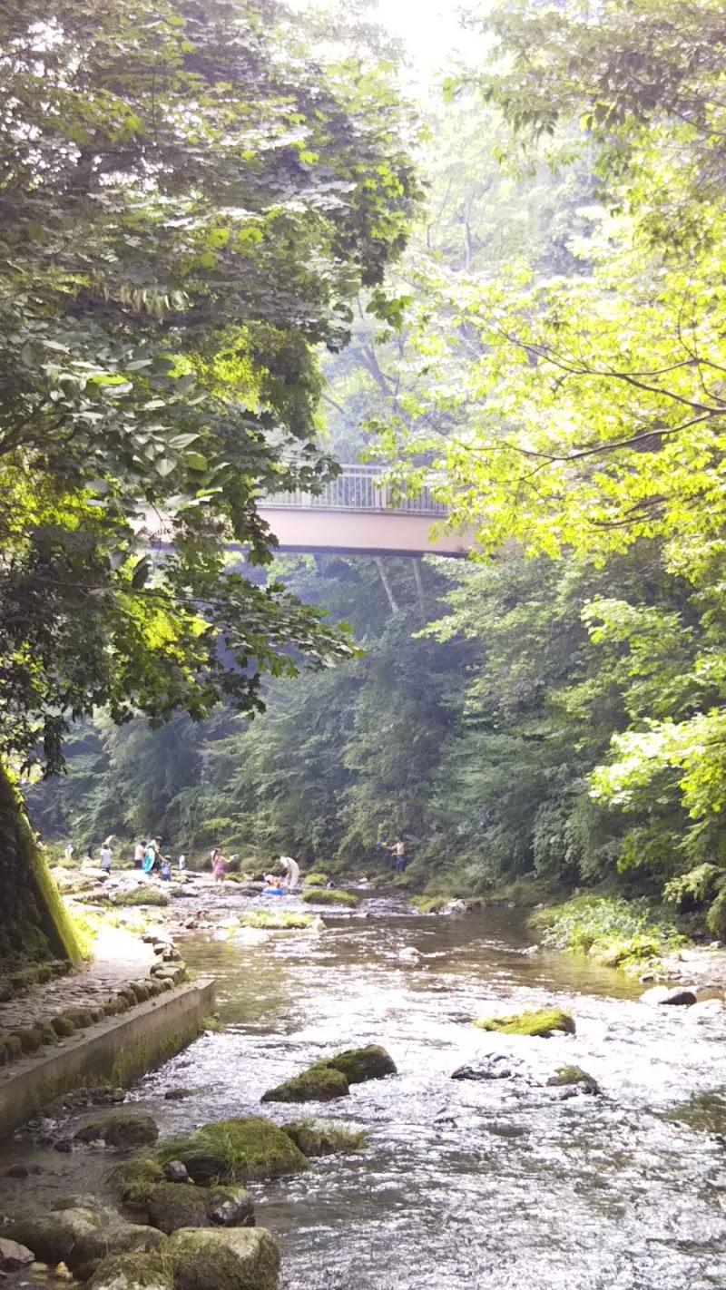 落合キャンプ場 東京都あきる野市乙津 キャンプ場 キャンプ場