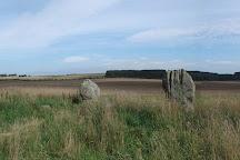 Duddo Five Stones, Duddo, United Kingdom