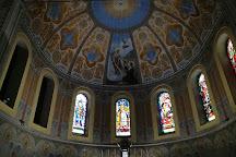 Eglise du Sacre Coeur, Beaulieu-sur-Mer, France