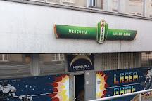 Mercuria Laser Game, Prague, Czech Republic