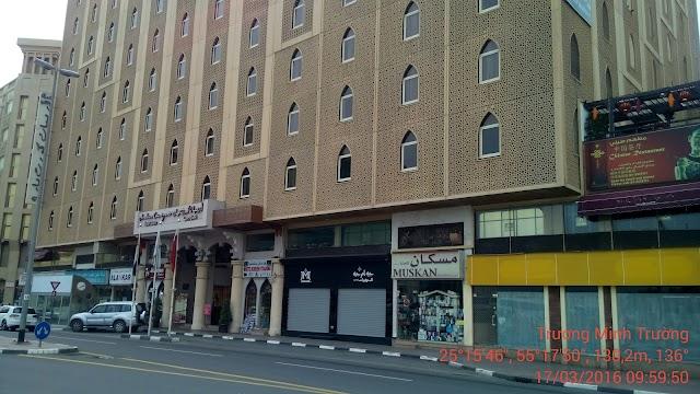 ARABIAN COURTYARD HOTEL DUBAI UAE