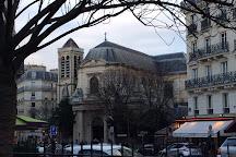 Saint-Nicolas du Chardonnet, Paris, France