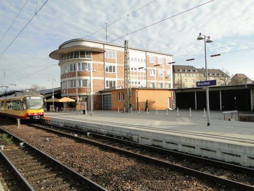 Bruchsal, Bahnhof