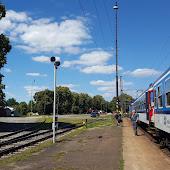 Железнодорожная станция  Jindrichuv Hradec