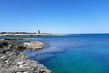 Spiaggia di Torre Pozzelle, Ostuni, Italy