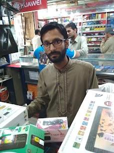 Naveed Electonics And Mobile Networks.. karachi