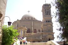 Hanging Church (El Muallaqa, Sitt Mariam, St Mary), Cairo, Egypt