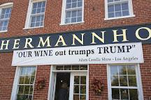 Hermannhof Vineyards, Hermann, United States