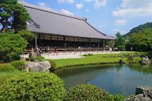 Tenryu-ji Temple Sogenchi Teien, Kyoto, Japan