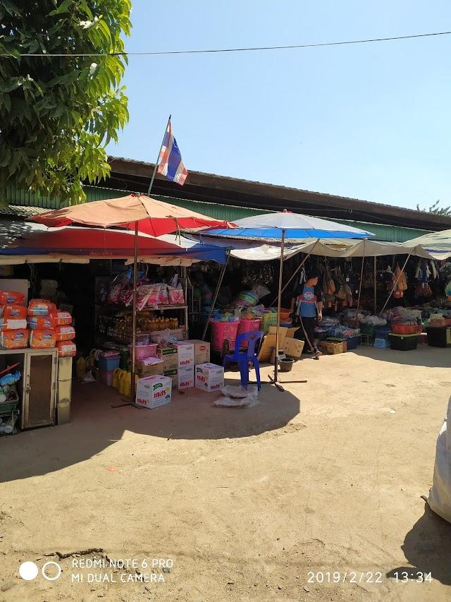 Pangmapha Market