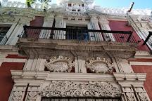 Rosary Chapel (Capilla del Rosario), Puebla, Mexico