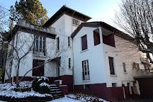 Maison Alexandra David-Neel, Digne-les-Bains City, France