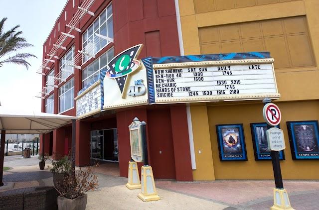 The Cinemas Curacao