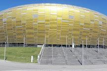 Stadion Energa Gdansk, Gdansk, Poland