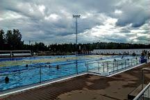 Leppavaara Swimming Pool, Espoo, Finland