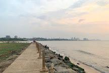 Crow Island Beach Park, Colombo, Sri Lanka